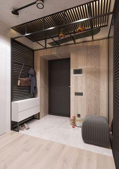 creative diy woodworking plans for build home furniture design 9 Design Entrée, Hall Design, House Design, Hall Interior, Modern Interior, Home Interior Design, Hall Furniture, Furniture Design, Corridor Design