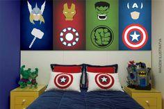 quarto super heróis - Pesquisa Google