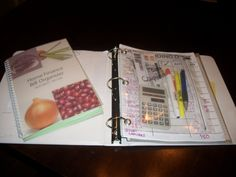 Challenge yourself to be Budget- Minded this upcoming year! Great tips for organized bill paying!