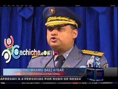 Atrapan Unos De Lo Que Se Robaron 64 Millones En El Banco Popular #NoticiaTelemicro #Video   Cachicha.com