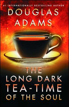 """Read """"Long Dark Tea-Time of the Soul"""" by Douglas Adams available from Rakuten Kobo. Beloved, bumbling Detective Dirk Gently returns in this standalone novel from Douglas Adams, the legendary author of one. Dirk Gently Books, Used Books, Books To Read, The Long Dark, Dirk Gently's Holistic Detective, The Hitchhiker, Douglas Adams, Guide To The Galaxy, Reading Lists"""