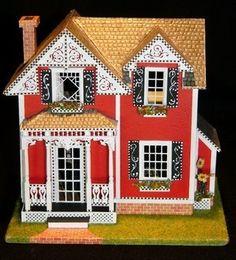 mary engelbreit dollhouse | Mary Engelbreit dollhouse.
