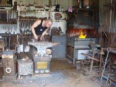 Images For > Modern Blacksmith Shop