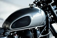 "Racing Cafè: Triumph ""Seventies Racer"" by Rock'n'Ride"