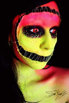 Costumes / Halloween / special effects makeup fantasy | creatures in this makeup series