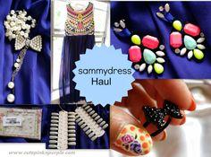 #sammydress #haul #accesoories #clothing #women #cute #girly
