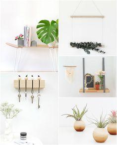 10 #DIY para crear rincones #bonitistas en casa . La Garbatella: blog de decoración low cost, Home Staging, estilo nórdico, ideas para decorar y DIY.