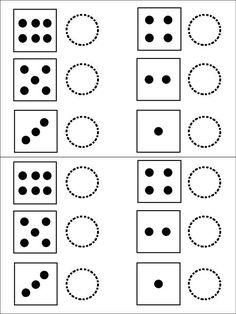 Kindergarten Smorgasboard Here's a series of journal pages where students count and write how many. Images include ten frames and dots. Numbers Preschool, Math Numbers, Preschool Learning, Teaching, Math For Kids, Fun Math, Math Math, Math Fractions, Math Games
