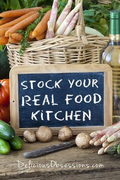 Here are some real food and natural living resources that I would recommend to anyone who is embarking on a journey to eat real food, wants to improve their