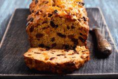 foodies EM-Küche: aus Wales: Bara Brith. Wird in Wales zur Tea-Time serviert