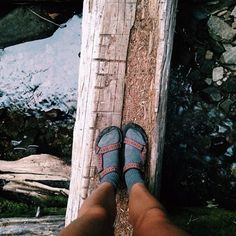 Get out into your element this weekend like @sallyceligoy. Tag your Teva photos with #TevaTuesday for a chance to be featured on our Instagram.