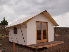 Denali Canvas Cottage tent by Ranier