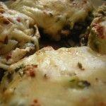 Champiñones rellenos con queso de cabra | Dreams and Food
