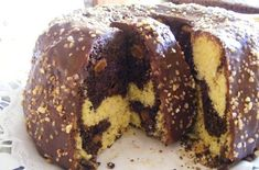 Kuglof recept - Kuhinja i Recepti Hungarian Cake, Hungarian Recipes, Cookie Recipes, Dessert Recipes, Ring Cake, Savarin, Classic Cake, Cake Cookies, Sweet Recipes