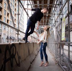 ~Briar and Myles Erlick Cute Relationship Goals, Cute Relationships, Briar Nolet, Famous Dancers, Childhood Tv Shows, Something In The Way, Dance Pictures, Dance Pics, The Next Step
