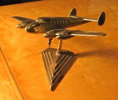 1930s Art Deco Plane