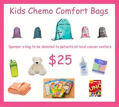 Great Tips On Finding Help If You're Going Through Chemo Chemo Care Package, Cancer Care Package, Thirty One Bags, Thirty One Gifts, Hospital Care Packages, Service Projects, Service Ideas, Kindness Projects, Blessing Bags