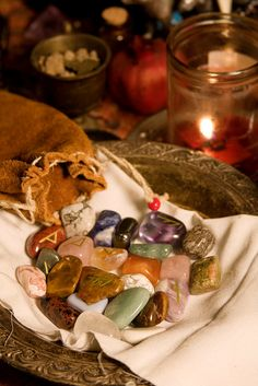 Rune Casting Divination 3 Rune Reading. via Etsy…