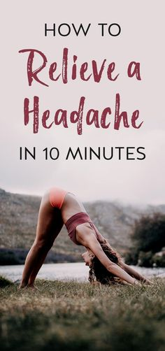 there are different types of headaches, let's focus on headaches that occur from the muscles and joints of the upper neck.While there are different types of headaches, let's focus on headaches that occur from the muscles and joints of the upper neck. Daily Health Tips, Health And Fitness Tips, Health Advice, Neck Headache, Natural Headache Remedies, Homeopathic Remedies, How To Relieve Headaches, Health