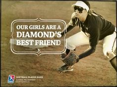 10. I played it, now I coach, softball is a part of me, It always was and always will be! #bareMinerals #READYtowin