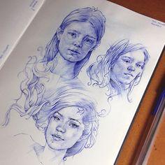 Sketchbook | 2016 on Behance