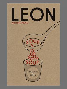 Leon Restaurants - Branding and Packaging Design on Behance