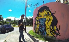 Ecuador Luis Auz Maracay- Venezuela Huellas del arte