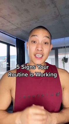 5 Signs Your Workout Routine is Working