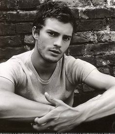 Jamie Dornan. He plays Graham/The Huntsman on Once Upon A Time!