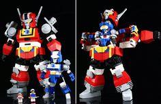 https://flic.kr/p/SgrhHG | BAIKANFU | Machine Robo: Revenge of Cronos.(マシンロボクロノスの大逆襲) More pictures are on the blog. blog.livedoor.jp/legolego05/archives/52903909.html