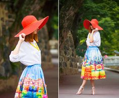 Chic Wish Skirt