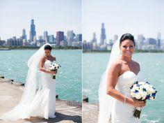 Fulton's on the River Wedding: Amber + Matt » Chicago Wedding Photographer | Artistrie Co.