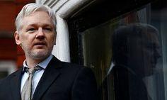 When Nigel Farage met Julian Assange... Guardian article on Farage, Assange, Trump, Russia