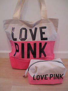 Love Pink Bag