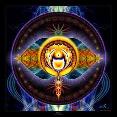 Chakra Healer: Anja—Brow Chakra Meditation