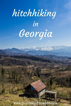 Tips and stories about hitchhiking in Georgia (country)