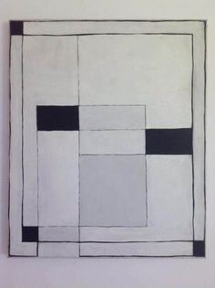 https://flic.kr/p/LRANUQ | Artur Herkt kompozycja abstrakcyjna 1997 | Artur…