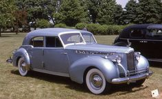 1940 Packard Custom Super-8 180 Rollson 4 door by carphoto, via Flickr