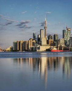 Cn Tower, New York Skyline, Travel, Viajes, Traveling, Trips, Tourism