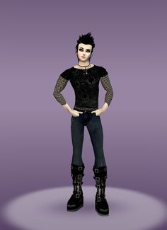 Captured Inside IMVU - Join the Fun!rgh