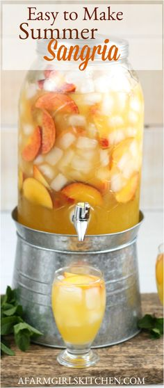 Refreshing Summer Drinks, Fun Drinks, Yummy Drinks, Alcoholic Drinks, Picnic Drinks, Picnic Foods, Summer Cocktails, Summer Beverages, Picnic Recipes