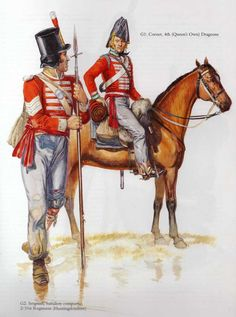 Best Uniform - Page 36 - Armchair General and HistoryNet >> The Best Forums in History British Army Uniform, British Uniforms, Military Art, Military History, Best Uniforms, Military Uniforms, English Army, Napoleonic Wars, Royal Navy