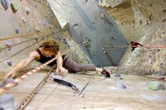 rock climbing | ... Guide to Climbing – Indoor Rock Climbing. | Himalman's Weblog