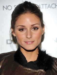 Olivia Palermo - flawless makeup