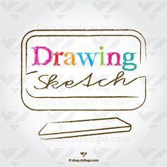 Drawing Sketch Logo Design only $99! Logo Store, Logo Templates, Buy Logo, Logo Stock. Cheap logos. Creative, Professional, Affordable Logos. Buy Now! >>