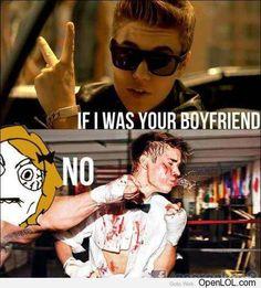 Justin Bieber   If i was your boyfriend
