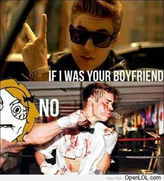 Justin Bieber   If i was your boyfriend