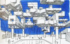 La Dissolution de l'Architecture. Yona Friedman.