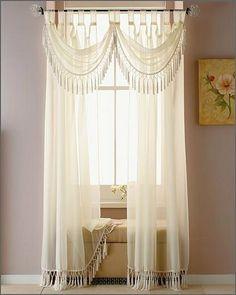Glamorous curtains