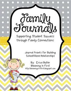Family Journal Prompts $